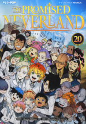 The promised Neverland. 20.