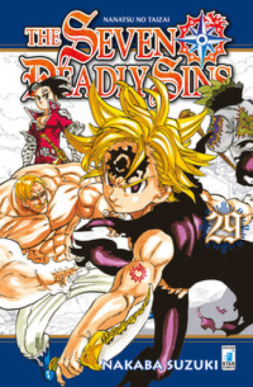 The seven deadly sins. 29.