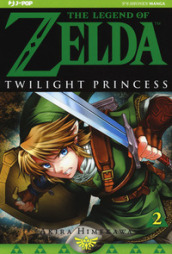 Twilight princess. The legend of Zelda. 2.