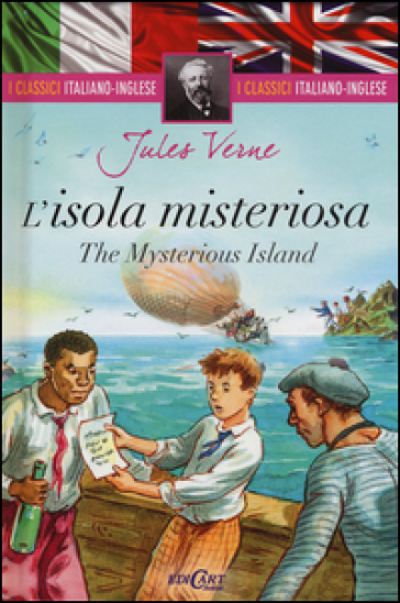 L'isola misteriosa-The mysterious island. Ediz. bilingue