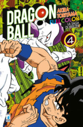 La saga di Freezer. Dragon Ball full color. 4.