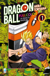 La saga di Majin Bu. Dragon ball full color. 1.